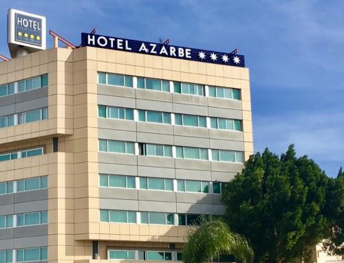 Comenzamos las obras de Renovación del hotel Azarbe