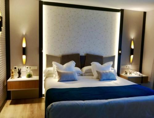 Reposición integral textil HOTEL La Laguna