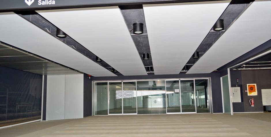 Textil Contract participa en el Aeropuerto Internacional de Murcia