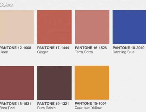 Diseño de Interiores: Colores que serán tendencia esta Primavera-Verano 2019